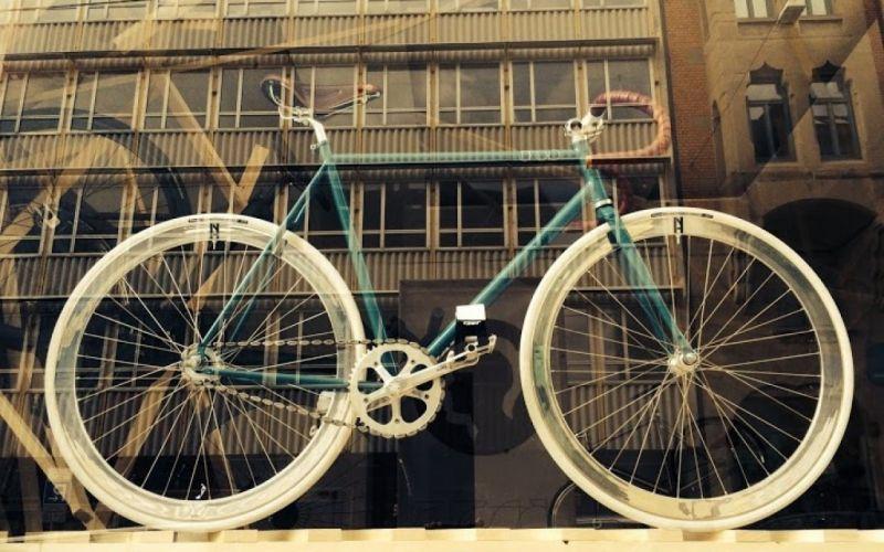 Foto 12 von Basis Fahrradwarenladen in Stuttgart
