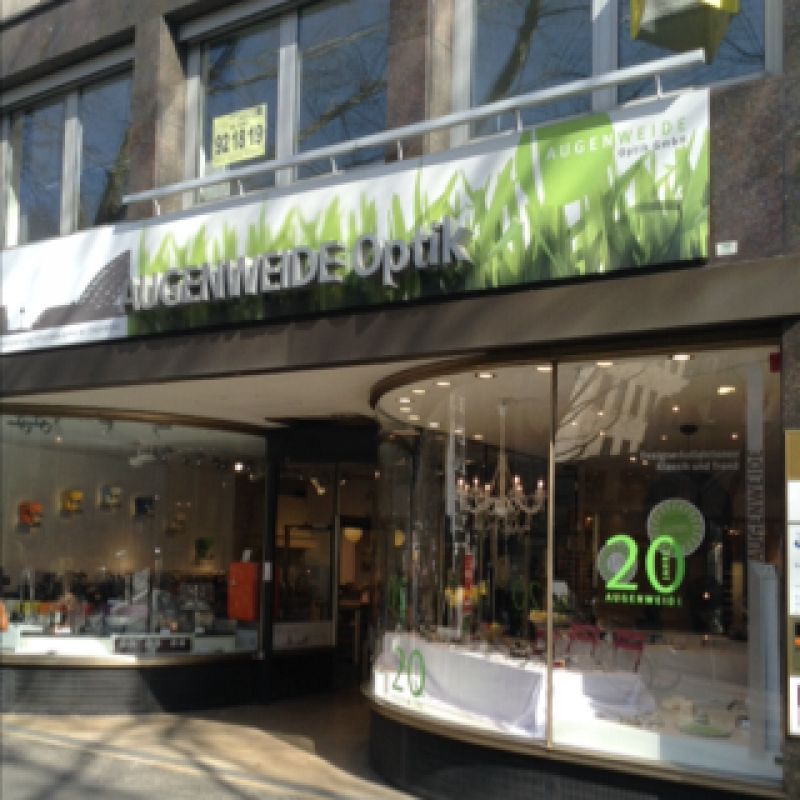 Photo von Augenweide Optik GmbH in Köln