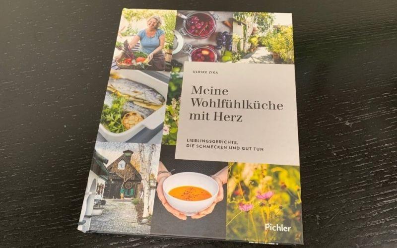 - (c) Meine Wohlfühlküche mit Herz / Ulrike Zika / Pichler Verlag