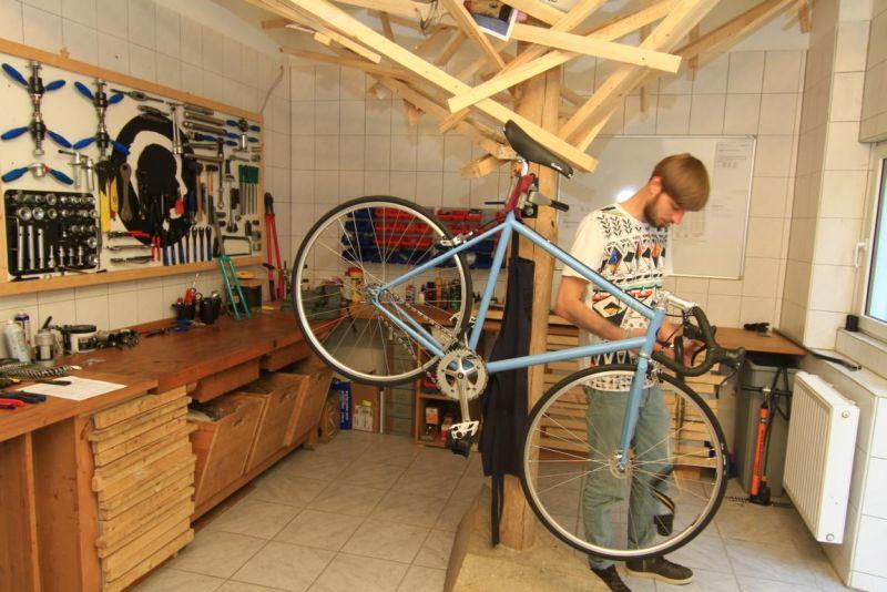 Foto 4 von Basis Fahrradwarenladen in Stuttgart