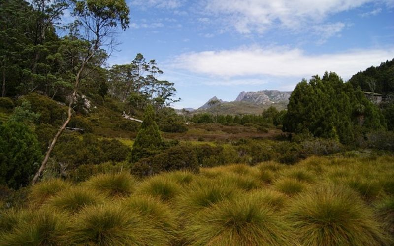 - (c) https://pixabay.com/de/cradle-mountain-tasmanien-2081106/