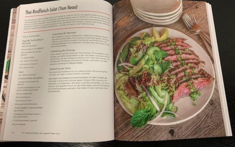 101 Asiatische Klassiker, die du gekocht haben musst / Jet Tila / Riva Verlag