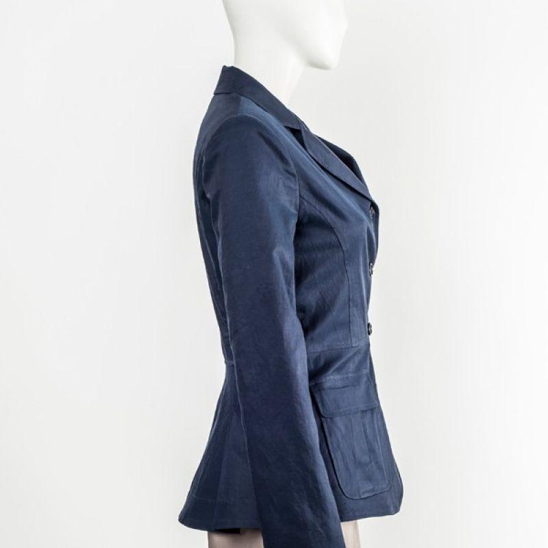 Jacke Viscose / Leinen / Organic cotton Hose Baumwolle / Lycra  - Ilse Stammberger - Köln- Bild 2