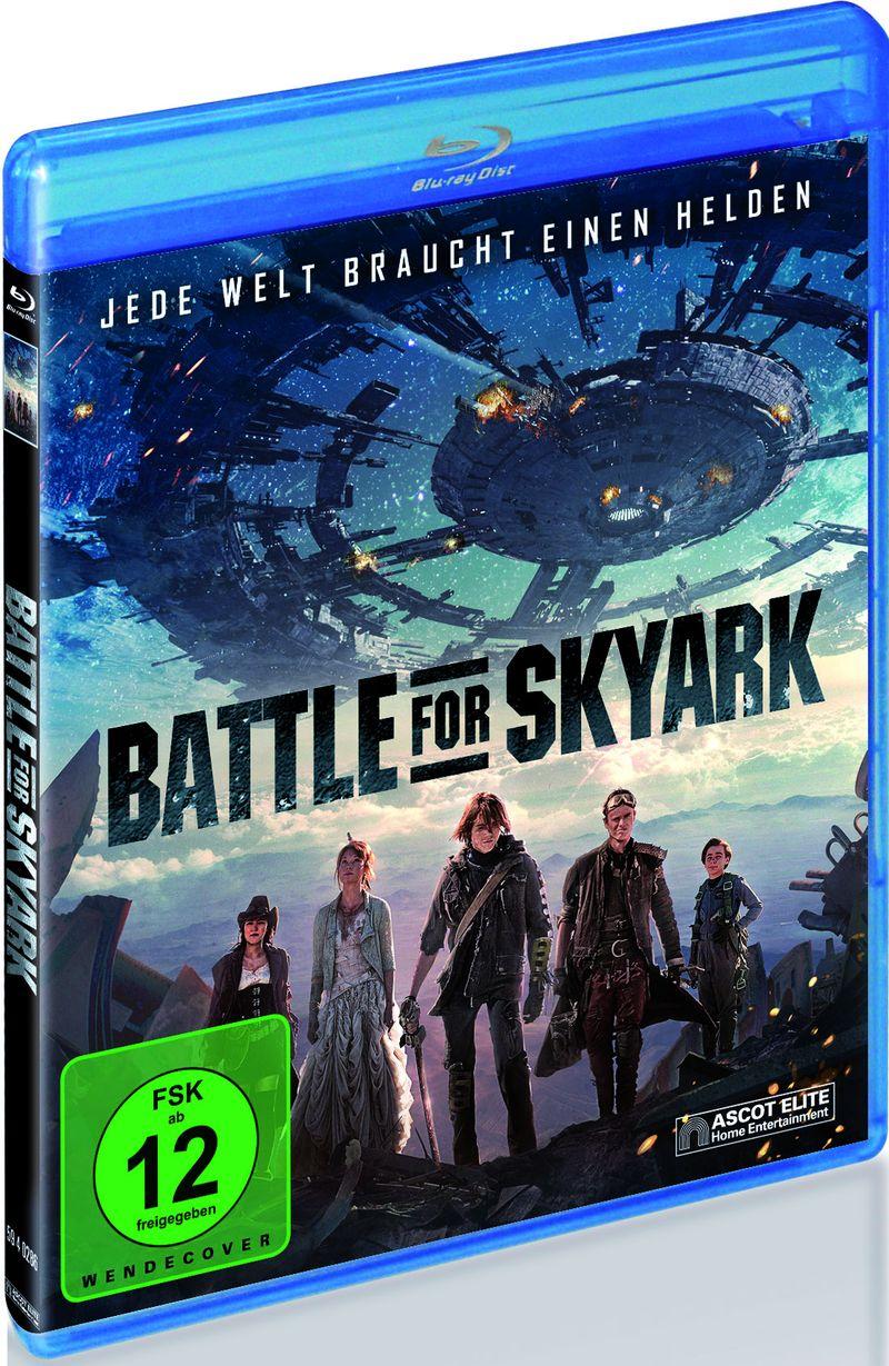 ASCOT ELITE // Battle for SkyArk