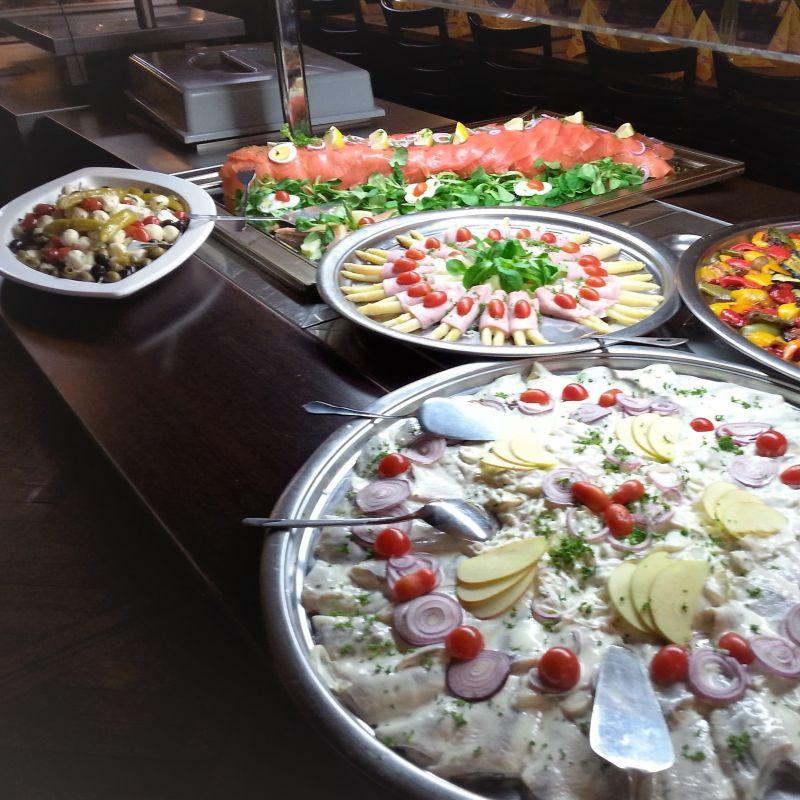 Mittagsbuffet Karlsruhe