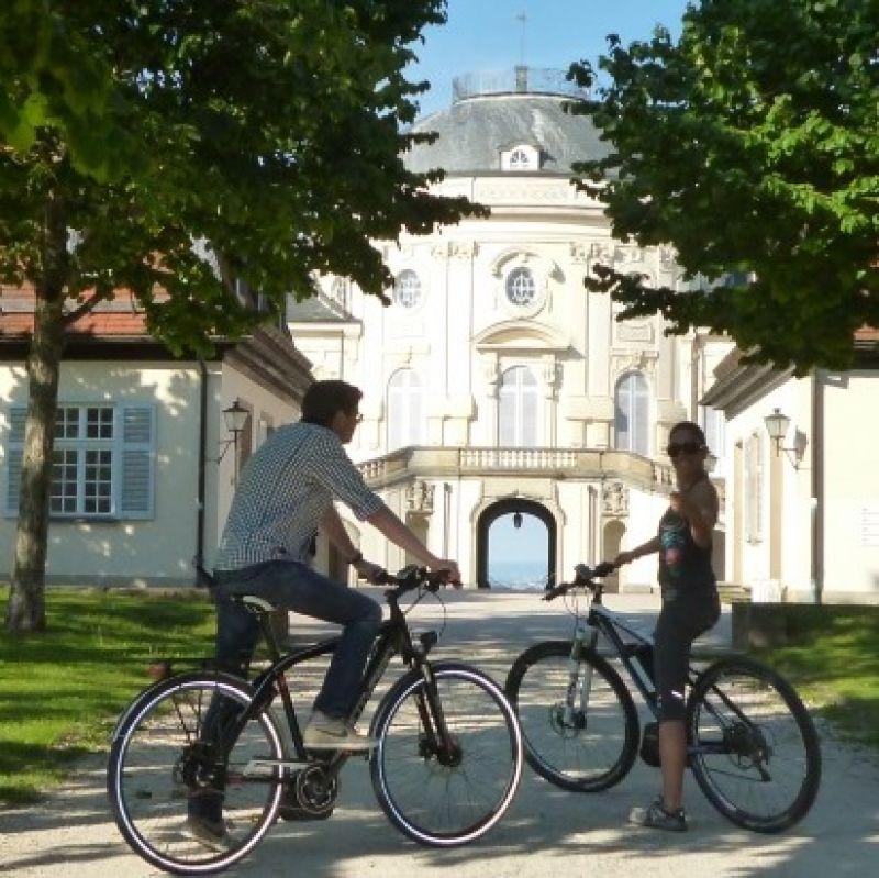Radtouren in Stuttgart und Umgebung mit dem Pedelec jetzt auch im Angebot. Zu den schönsten Plätzen in Stuttgart jetzt mit Antrieb - eRADWERK e-bike & pedelec base - Stuttgart