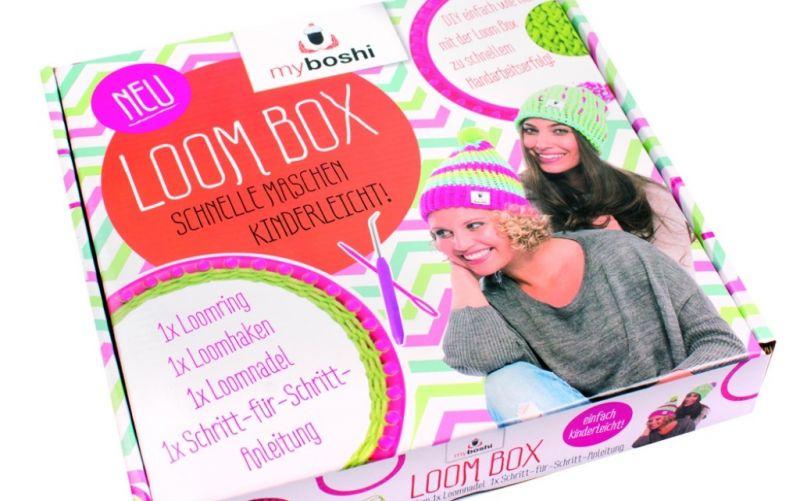 www.myboshi.net - (c) www.myboshi.net / Loom Box