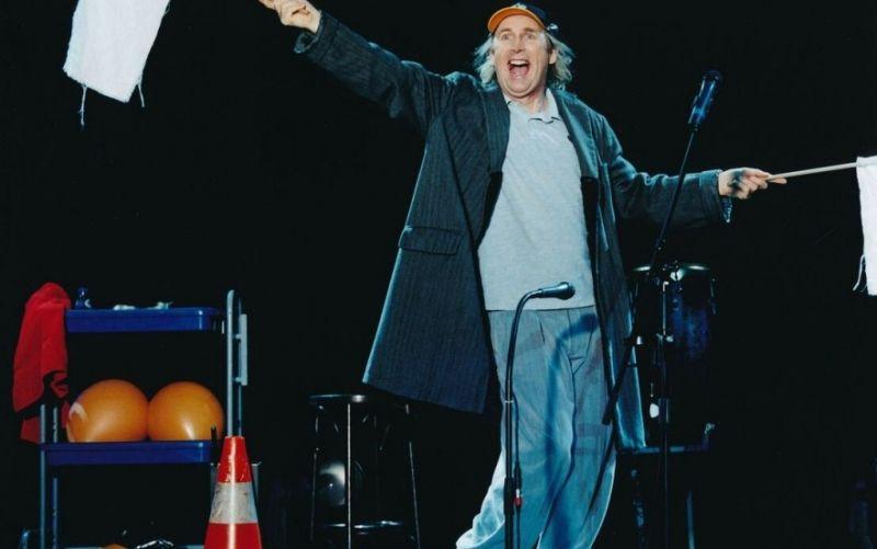 Otto auf der Bühne - (c) Edel: Motion