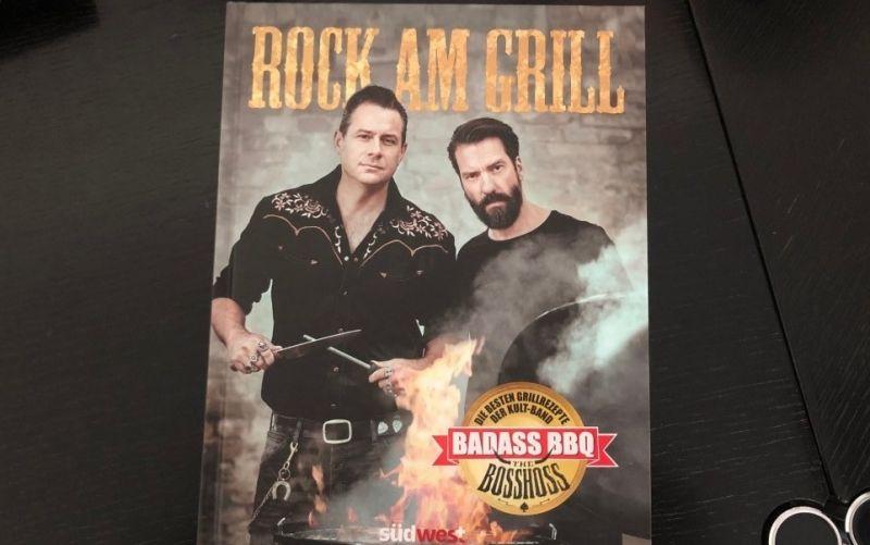 - (c) Rock am Grill / Südwest Verlag / The BossHoss