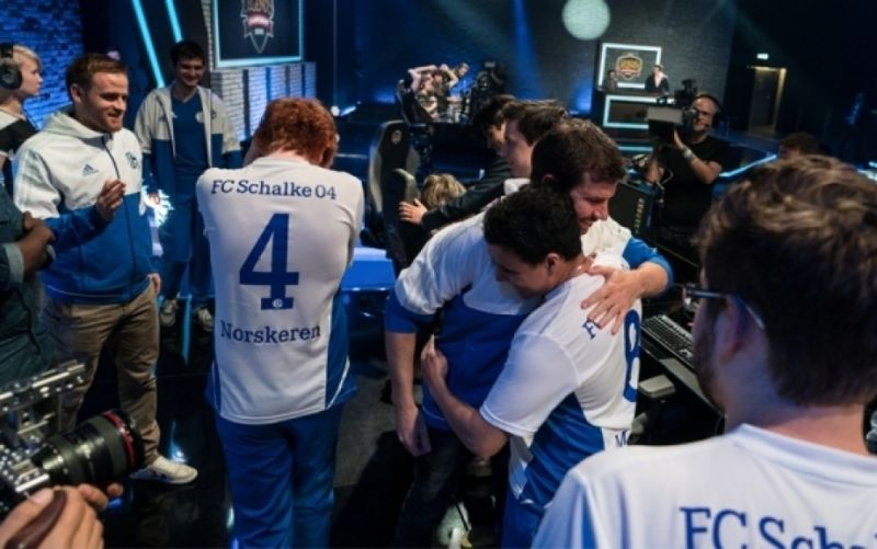 FC Schalke 04 Esports - (c) FC Schalke 04 Esports