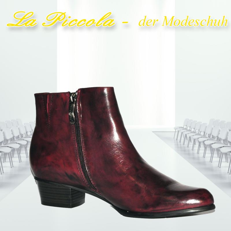 REGARDE LE CIEL STEFANY-87 VAR. 008 GLOVE SANGRIA - La Piccola der Modeschuh - Pulheim- Bild 4
