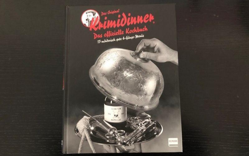 - (c) Das Original Krimidinner / Das offizielle Kochbuch
