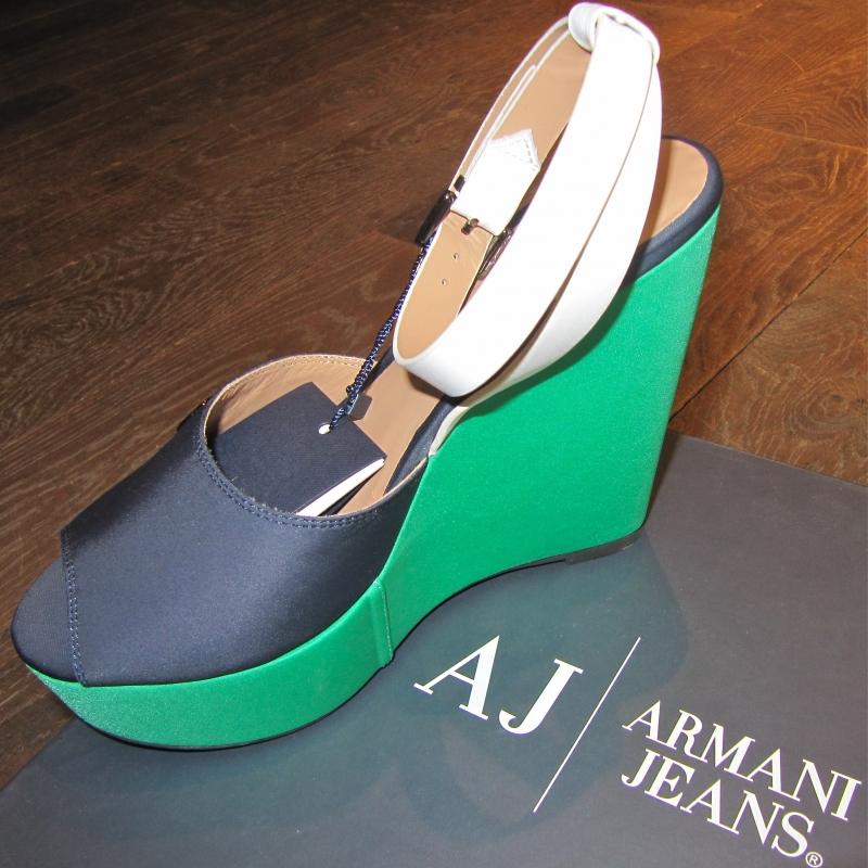 Schuhe von ARMANI JEANS - La Chemise Exclusive Mode - Stuttgart