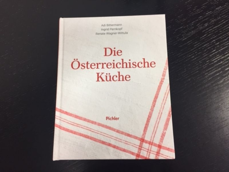 © Die Österreichische Küche / Pichler Verlag / Adi Bittermann / Ingrid Perrkopf / Renate Wagner-Wittula