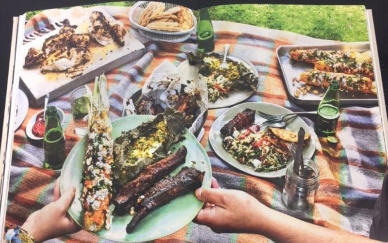Orientalia / Neue Rezepte aus den Küchen Persiens/ Hölker Verlag / Sabrina Ghayour