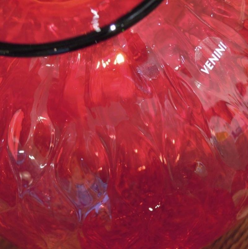 Venini Monofiore Balloton, mundgeblasenes Glas aus Murano in den Farben Rot, Aquamarin, Horizont, Taupe. Verschiedene Größen. Ab € 199,00 - Marcolis Supreme Italian Products - Stuttgart- Bild 2