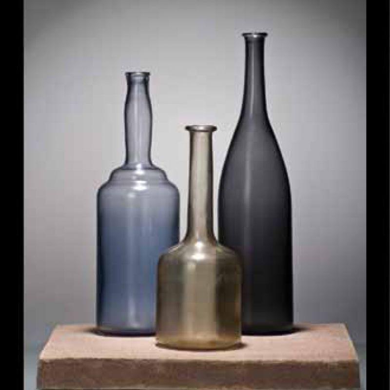Matteo Thun - Alla Morandi. 3 Sets auf jeweils 30 + 5 Stück limitiert von Venini.  - Marcolis Supreme Italian Products - Stuttgart