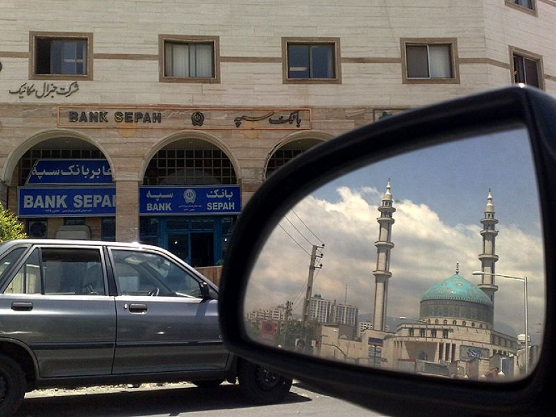 Life goes on in Tehran - Impressionen aus dem Iran