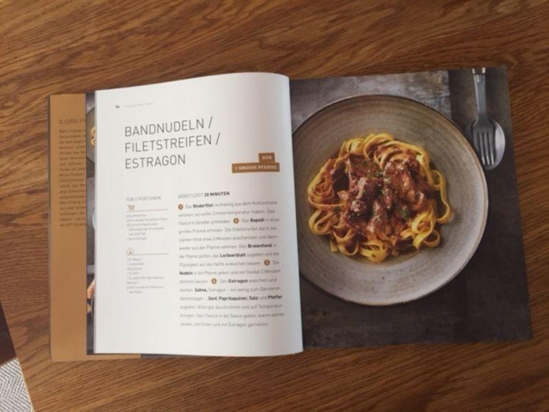 Björn Freitag / Smart cooking / Becker Joest Volk Verlag / Christine Pittermann