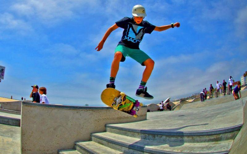 Skater in Stuttgart - (c) Alexander Kappen