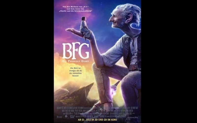 - (c) Constantinfilm - Big Friendly Giant