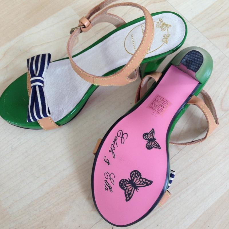Schuhe von Edith & Ella - akzente. Kinder- und Damenmode - Stuttgart- Bild 2