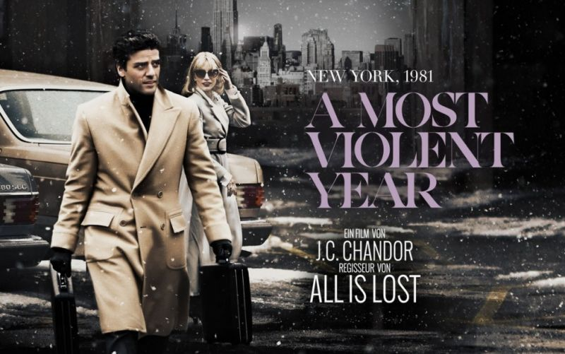 A Most Violent Year  - (c) universum film