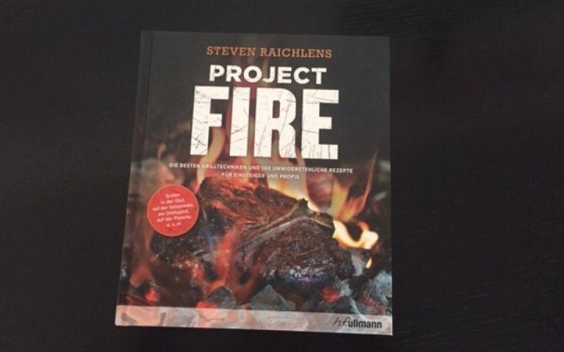 © Project Fire / Steven Raichlens / Ullmann Medien GmbH