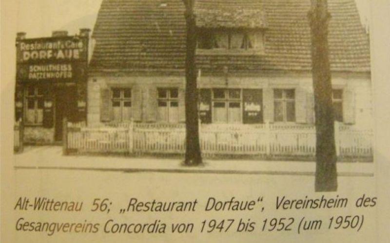Foto 16 von Restaurant Dorfaue in Berlin