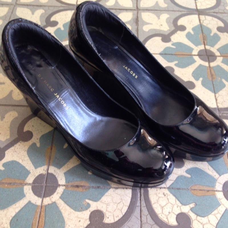 Schuhe von MARC BY MARC JACOBS - Rosenrot Secondtrend.de - Stuttgart