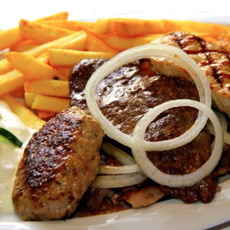 Mittagstisch Grill Spezialitäten - Taverna Yia mas - Heilbronn