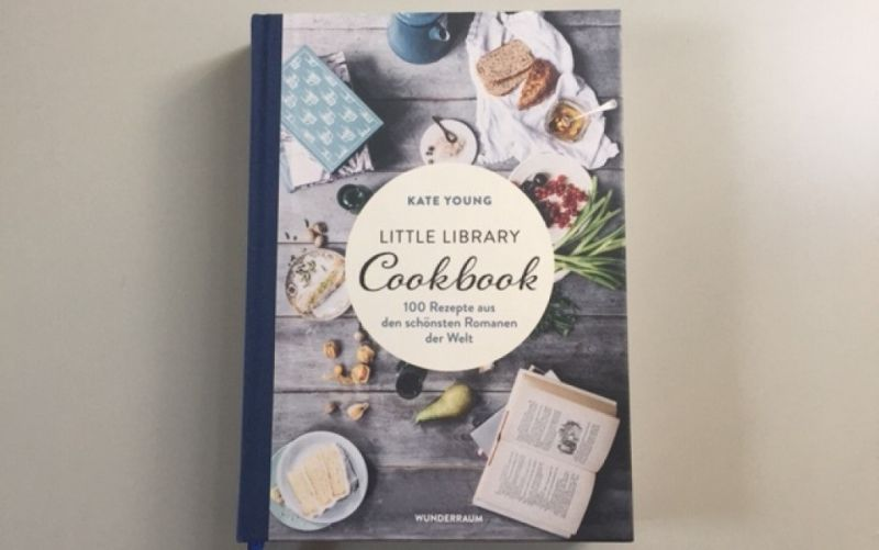 - (c) Little Library Cookbook / Kate Young / Wunderraum / Christine Pittermann