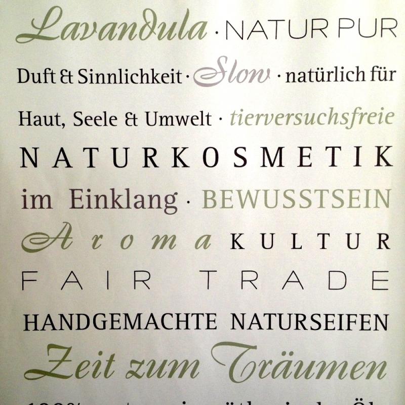 NATUR PUR, Aroma Kultur, FAIR TRADE, Handgemachte Naturseifen