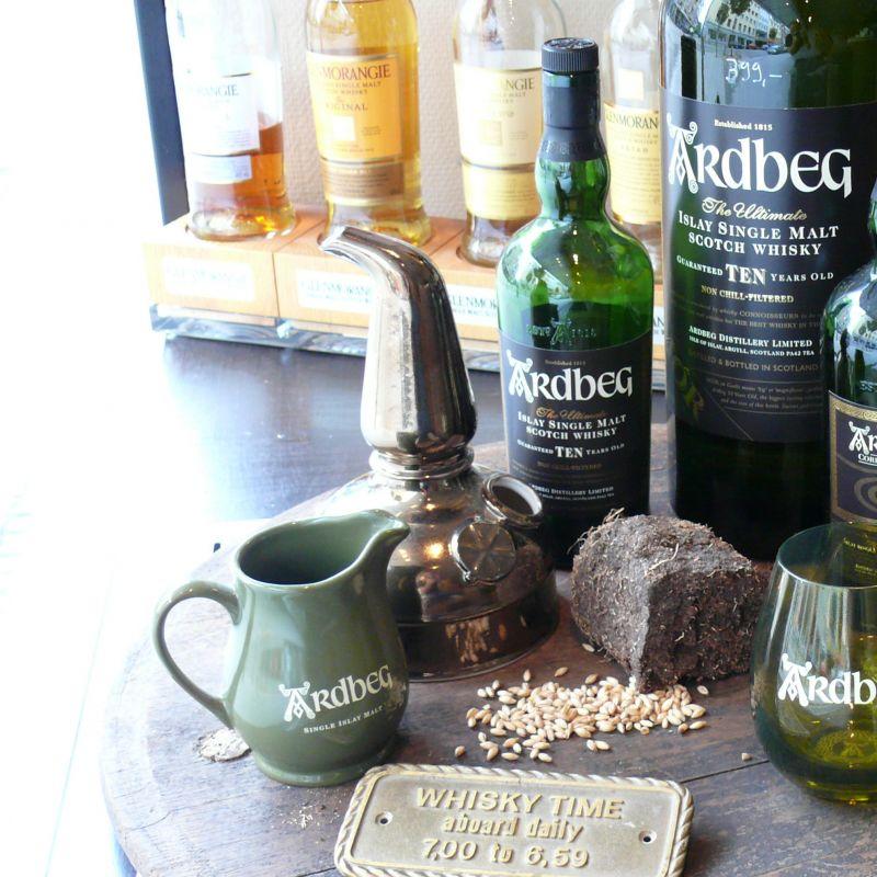 Single Malt Scotch Whisky, z.B. Ardbeg - Probieren & Genießen - Mannheim