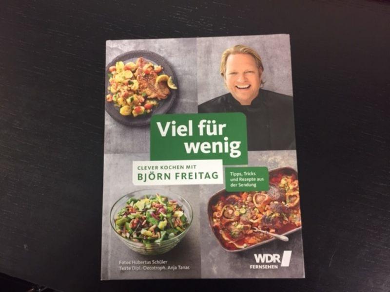 © Viel für wenig / Clever kochen mit Björn Freitag / Becker Joest Volk Verlag