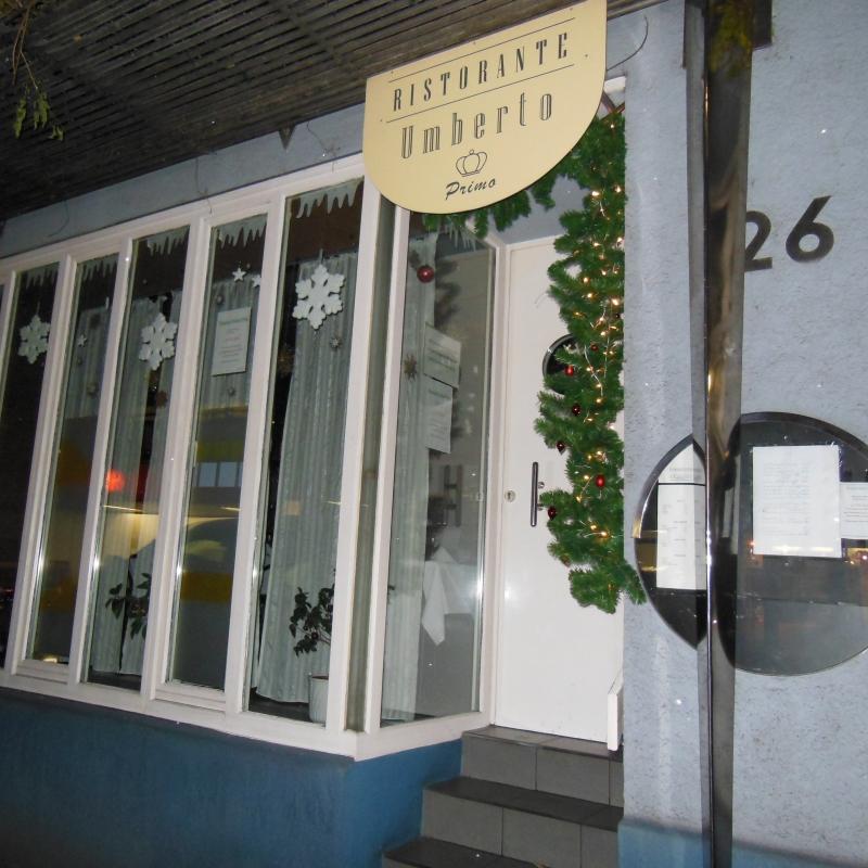 Restaurants Karlsruhe Ristorante Umberto Primo  - Ristorante Umberto Primo - Karlsruhe- Bild 1