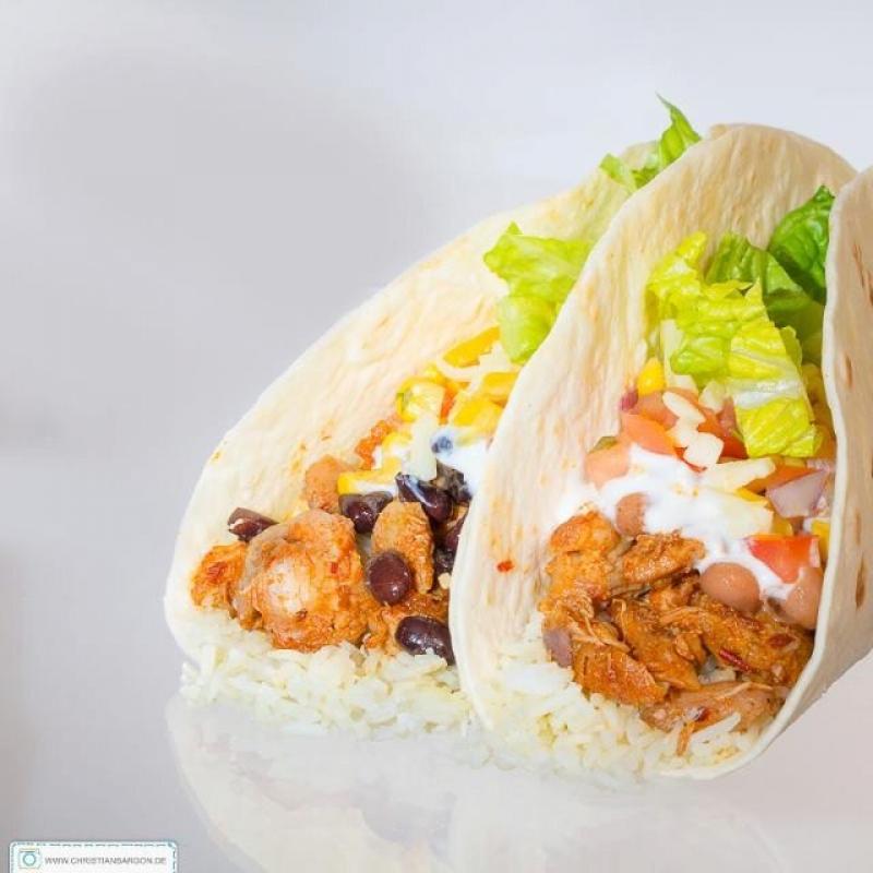 BURRITO - BAY AREA BURRITO CO Bay Area Burrito Company