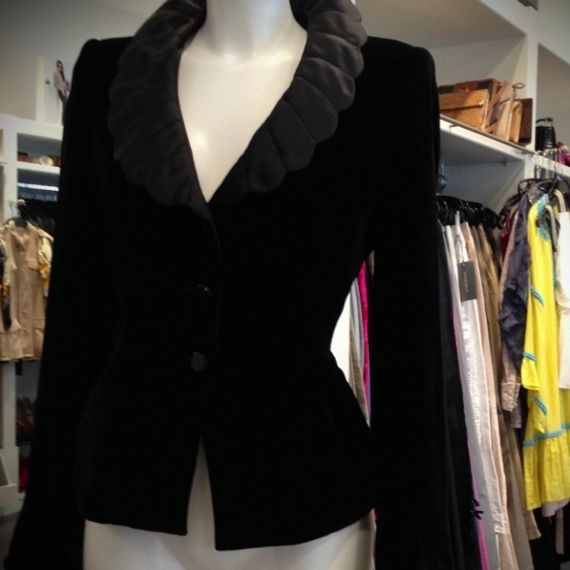armani collezioni blazer angebote lady luxury fashion second hand heilbronn accessoires. Black Bedroom Furniture Sets. Home Design Ideas