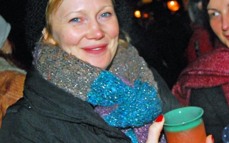 Es mittelaltert beim Esslinger Weihnachtsmarkt - (c) Alexander Kappen