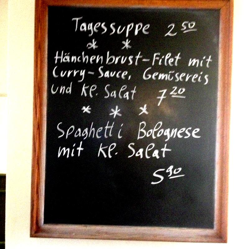 Eintrag #1622 - SCHRÖDER'S Restaurant - Saarbrücken