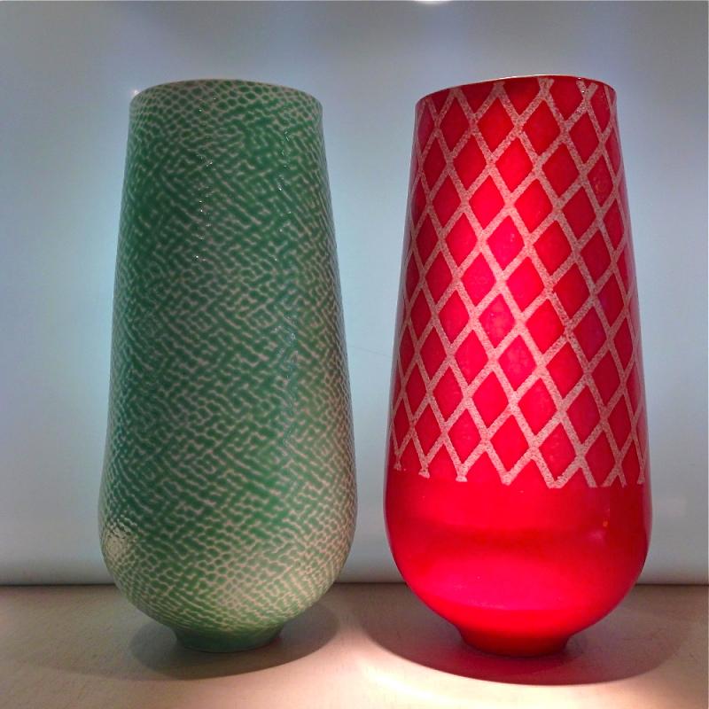 Vasen aus Porzellan  von mano - ARTANI Schmuck-Kunst-Geschenk - Stuttgart