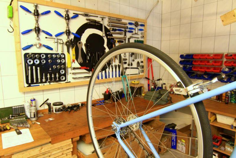 Foto 11 von Basis Fahrradwarenladen in Stuttgart