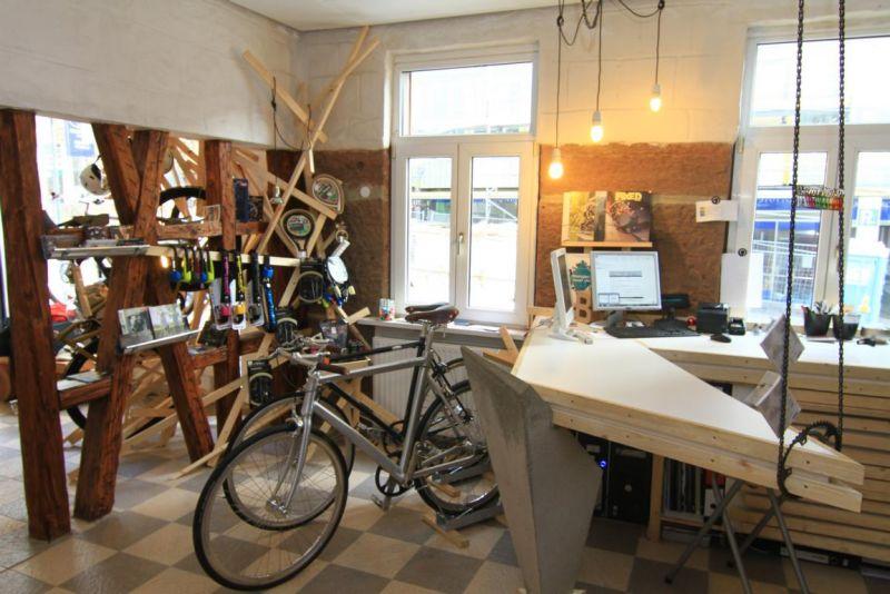 Foto 5 von Basis Fahrradwarenladen in Stuttgart