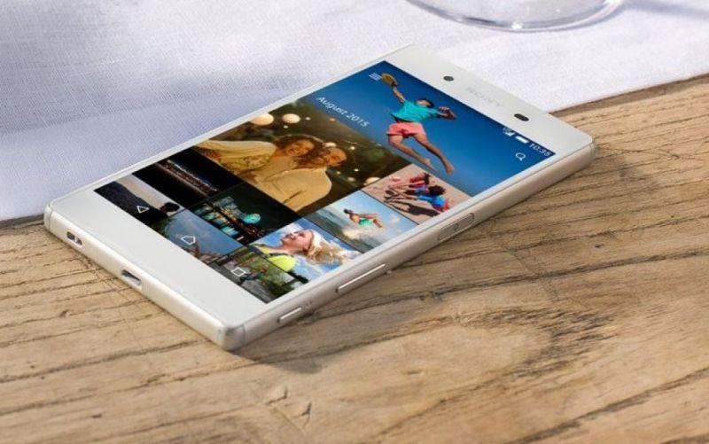 Sony Xperia Z5 - (c) Screenshot von Sonymobile/Freya Wolff http://www.sonymobile.com/de/products/phones/xperia-z5/#Specifications