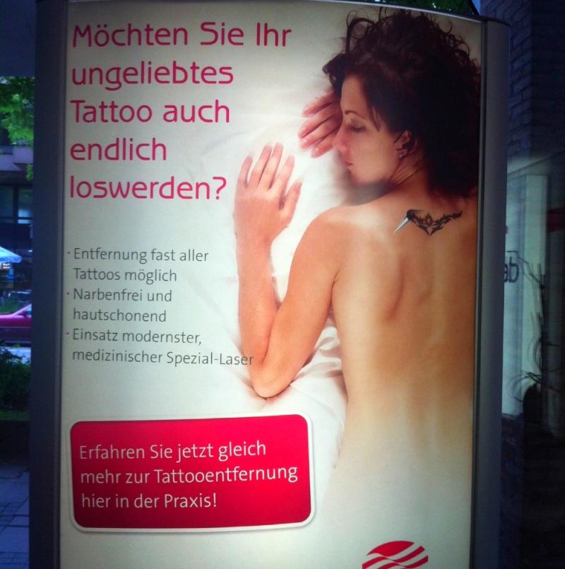 Tattooentfernung Stuttgart - cleanskin - Stuttgart