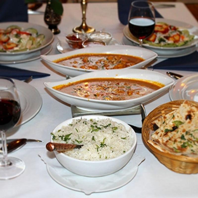 Schwetzingen Restaurant - Goa of India - Schwetzingen