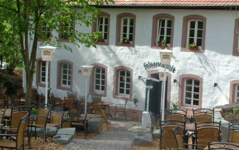 Photo von Felsenmühle in St. Wendel