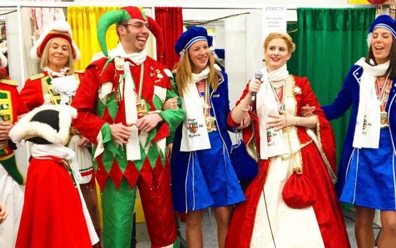 Karneval bei Pierro's in Mayen mit Prinzessin Heike I - (c) Arzu Alev-Kayvani | stadtmagazin.com