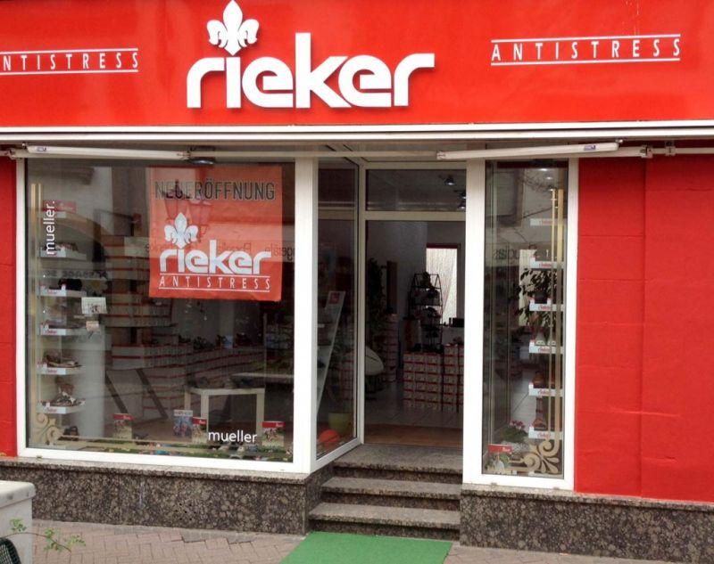 Foto von Rieker in Homburg
