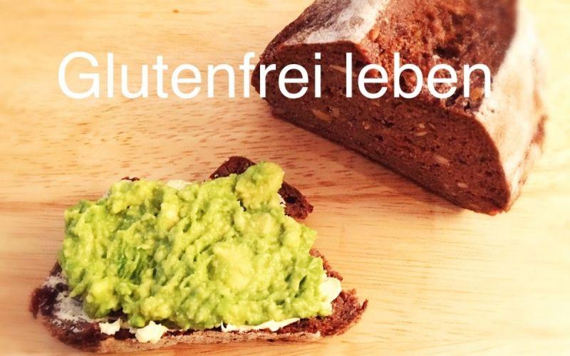 glutenfreies Brot mit Avocadocreme - (c) Deborah Helfrich /Stadtmagazin.com